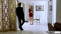 Image: TUSHY Assistant Makes Her Boss Work For Anal