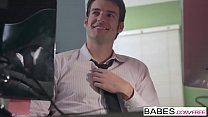 Babes - Office Obsession - Jay Smooth and Noelle Easton - Soaked to the Bone thumbnail
