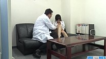 Sara Yurikawa amateur girl goes nasty on a fat dong thumbnail