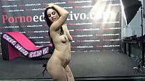 Ana Marco Se Exhibe Y Enseña Su Cuerpo Desnudo
