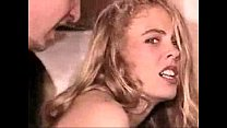 Blonde DP porn thumbnail