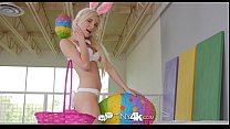 Tiny4K - Little Piper Perri and Preston are having easter sex like rabbits Preview