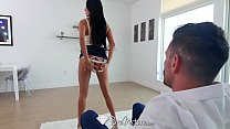 puremature busty milf anissa kate anal fucked by energetic young dick - jasmine james porn thumbnail