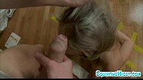 Blonde Bound And squirting Vorschaubild