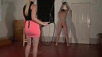 two blonde mistresses with bullwhips FemaleDomination.org Vorschaubild