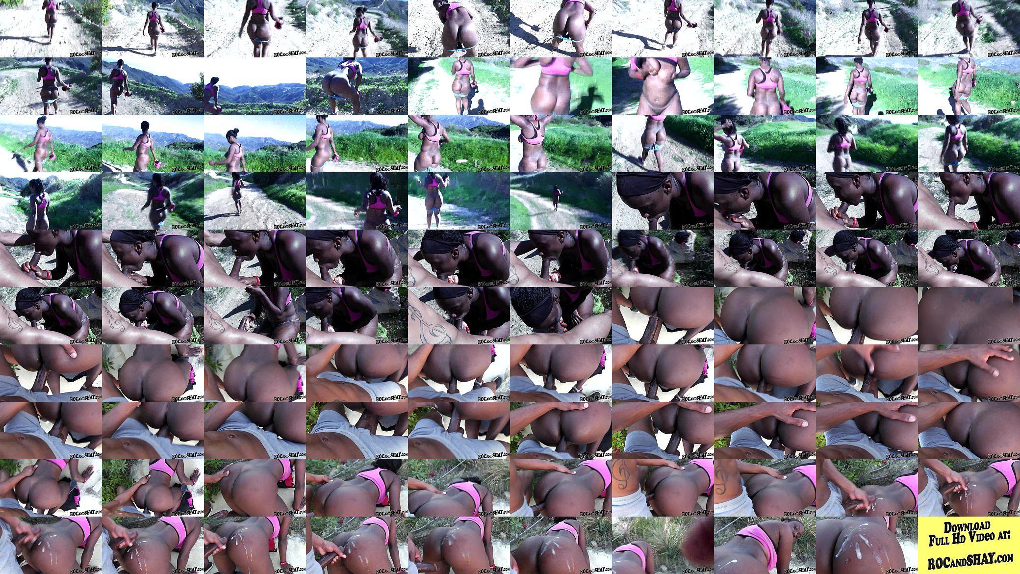Oumou Sangres Porno Mali amateur ebony couple malibu fuck trip !! - xvideos