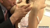 Asian milf getting fucked at her meassuring session缩略图