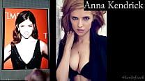 Celebrity 'Cumpilation' - 50 Celebrity Cum Tributes Vorschaubild
