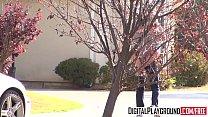 Digitalplayground - (Bruce Venture, Cali Carter) - Neighborhood Sex