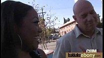 Ebony Cum Slut Hottie Bukkake Party 4 - Download mp4 XXX porn videos