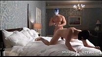 Muscle Slave's Dream Cums True