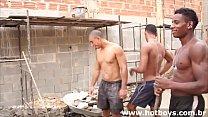 A Obra - Parte 1 com Andy Star e Apolo Gomes (Cena Completa) - HOTBOYS