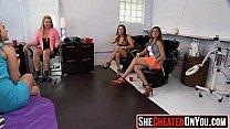 27  Women going nuts sucking stripper cock 27