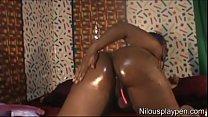 Double Headed Dildo : Nilou Achtland - download porn videos