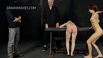12701 Very hard sole beating and ass whipping preview