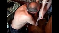 Russian mistress humilated slave