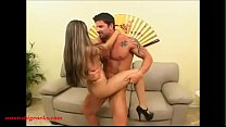 Asiansbigcocks.com asian gets pussy broken by huge white cock and messy facial