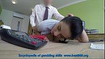 年轻女孩应聘经理要求性交易