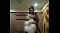Arshi-Khan-Hot-Dance-With-Naughty-Teddy-Bear