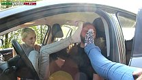The First Time Of Valeria - Foot Domination Ins...
