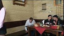 Secretly at the restaurant