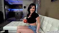 Alluring MILF Jennifer White is excited to go home to give her pervy stepson a hot blowjob.'s Thumb