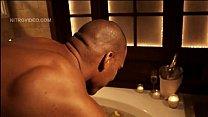 Celeb Maya Gilbert fucking in the bathtub image