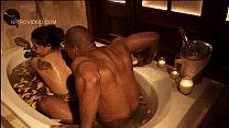 Celeb Maya Gilbert fucking in the bathtub thumbnail