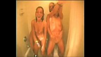Group Of College Lesbians Enjoy Hot Shower - findmypussy.xyz video