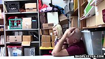 Shoplyfter - Girlfriend Fucked By Sleazy Officer and Boyfriend Watches preview image
