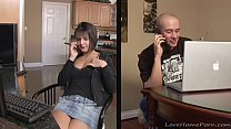 A Single Phone Call Can Lead to Slamming pornhub video