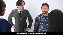 15406 DaughterSwap - Military Dad's Swap and Fuck Daughters preview
