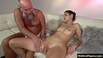 Old guy with girl Thumbnail