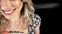 PervyMother.com - Drunked MILF Stress Out porn thumbnail