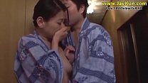 JAV - Mother's and son's holidays porn thumbnail