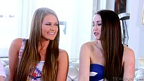 Lola Foxx, Aubrey Star, Charlotte Stokely and Abby Cross at WebYoung thumbnail