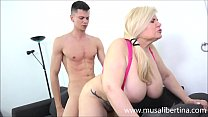 Musa Libertina pays a young plumber with sex