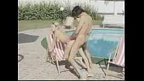 Meridian poolside anal fuck preview image