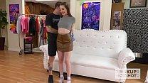 Super cute teen Naomi Blue gets banged hard by Hookup Hotshot Preview