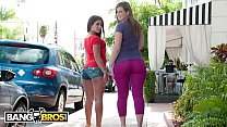 BANGBROS - Jynx Maze and Briella Bounce Bring T... Thumbnail