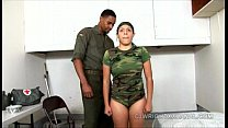 Screenshot Military Anal,  Sophia Castello, Army , Army