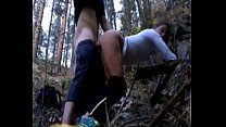 amateur creampie in the woods More at: http://adf.ly/1Zq824