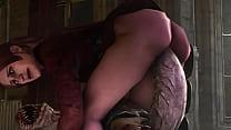 Resident Evil (Fucking mansion)