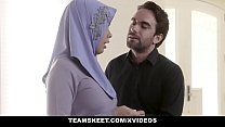 5795 TeensLoveAnal - Analyzing Girl in Hijab preview