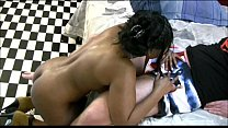 Jessica Grabbit get's teased and licked by DC