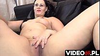 Polskie porno - Gorąca mamuśka zaprasza