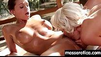 Girlfriends sensually having sex HD 3