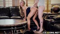 Nicole Aniton gave Jessy Jones a hot blowjob thumbnail