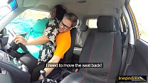 BBW pounded by horny driving instructor Image