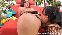 Natasha's 1st Anal with Asa - 9Club.Top